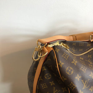 Authentic LOUIS VUITTON Keepall Bandoulier 60