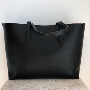 Authentic BURBERRY Reversable Large Black Tote
