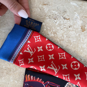 Authentic LOUIS VUITTON Chinese New Year sucollection Bandeau
