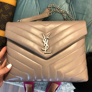 Authentic YSL Lou Lou Mink