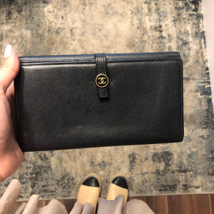 Authentic CHANEL Vintage Wallet
