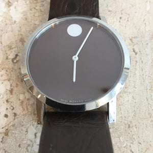 Authentic MOVADO Mens Watch