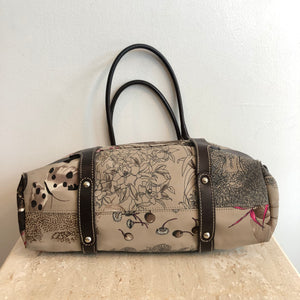 Authentic SALVATORE FERRAGAMO Jungle Limited Edition Tote