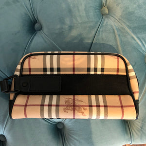 Authentic BURBERRY Travel Case