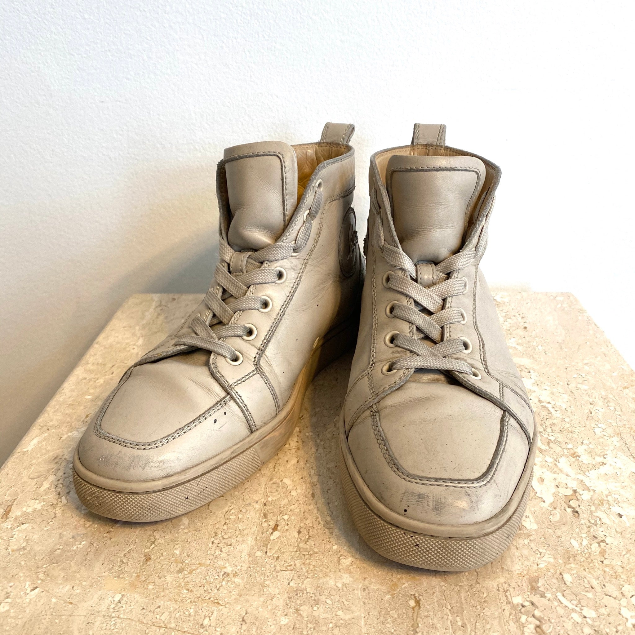 Authentic CHRISTIAN LOUBOUTIN High Tops