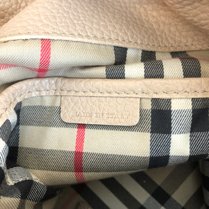 Authentic BURBERRY Cale Blush Hobo