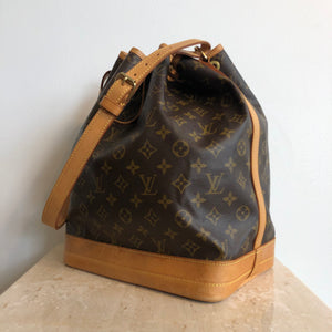 Authentic LOUIS VUITTON Noe GM