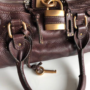 Chloe Paddington Medium Satchel Bag