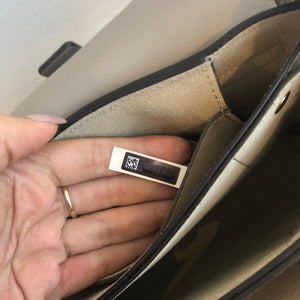 Authentic CHLOE Faye Taupe Crossbody