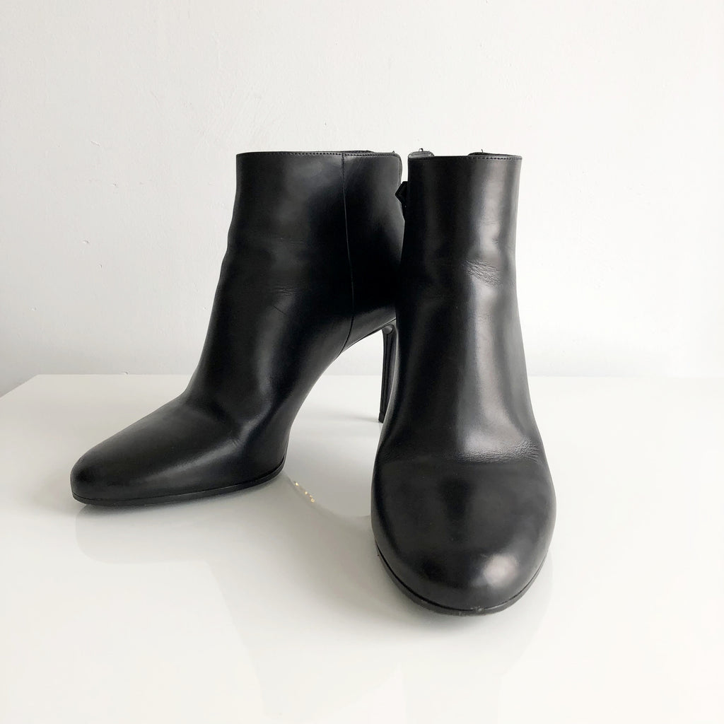 Authentic PRADA Black Booties