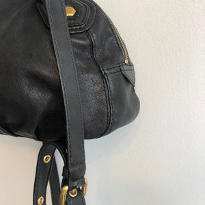 Authentic MARC BY MARC JACOBS Black Leather Bag