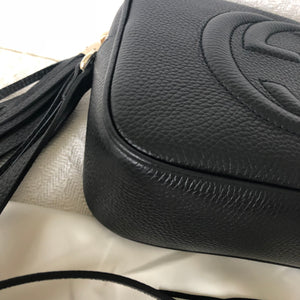 Authentic Gucci Soho Disco Black
