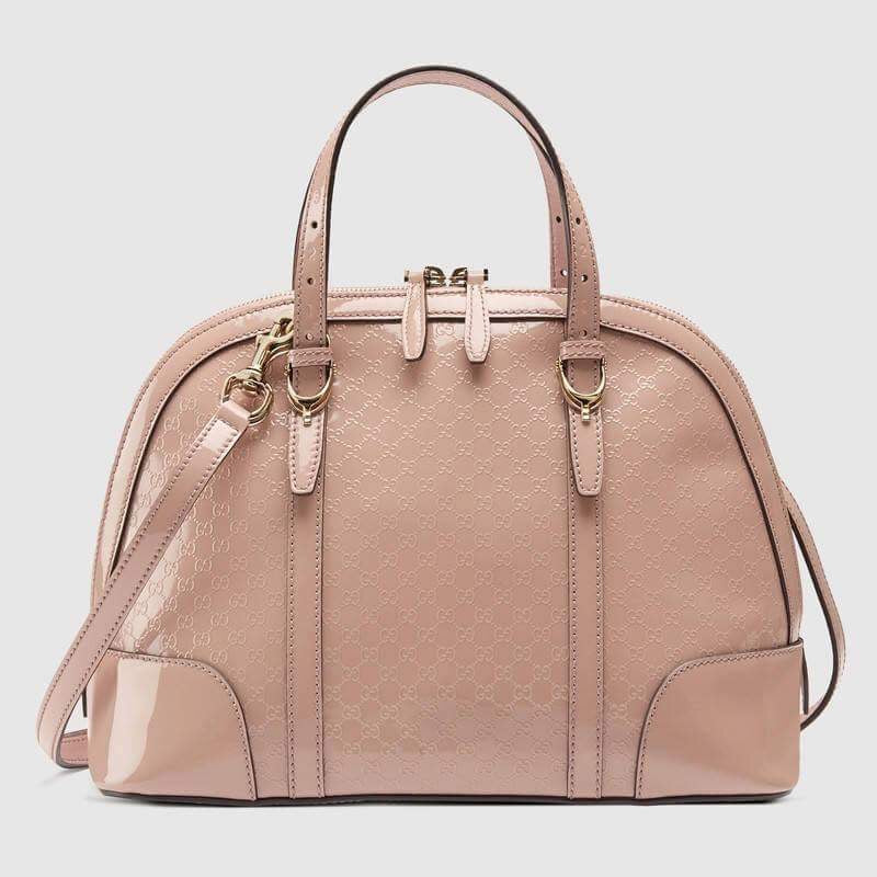 Authentic GUCCI Nice Top Handle Microguccissima Bag