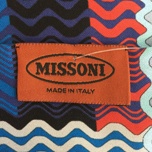 Authentic MISSONI Silk Twilly Scarf