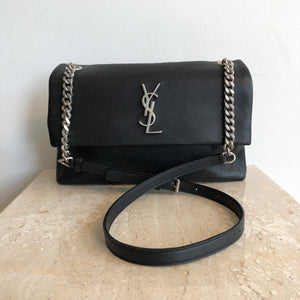 Authentic YVES SAINT LAURENT West Hollywood Crossbody Bag