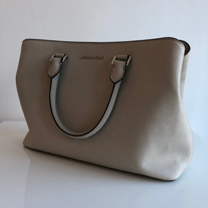 Authentic MICHEAL KORS Savannah Grey Tote