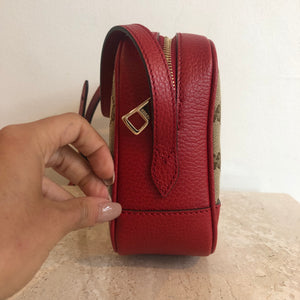 Authentic GUCCI Bree Crossbody Bag