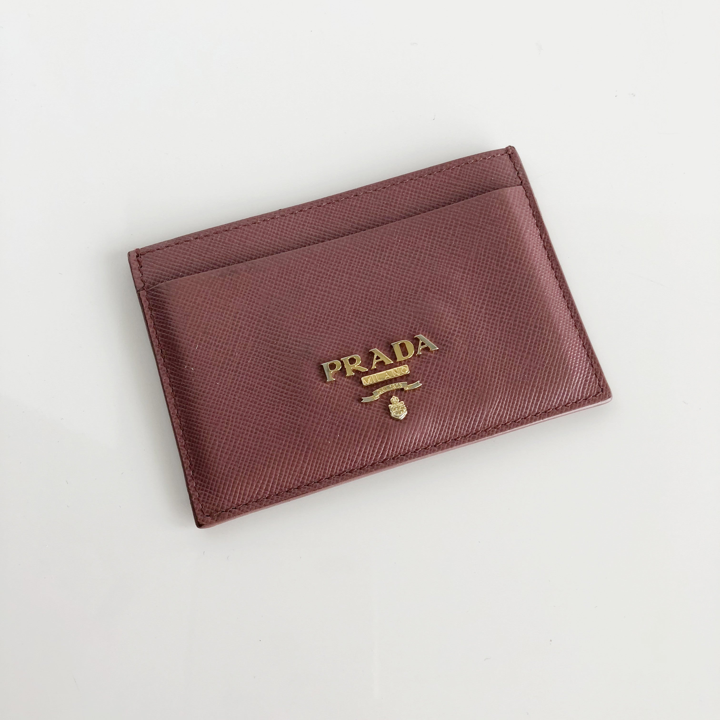 Authentic PRADA Card Holder