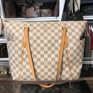 Authentic LOUIS VUITTON Azur Totally MM