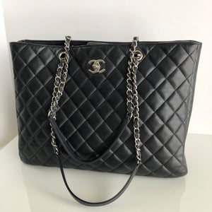 Authentic CHANEL Timeless Classic Tote