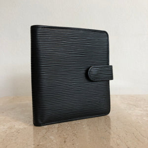 Authentic LOUIS VUITTON Epi Wallet
