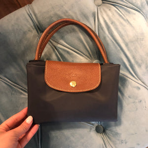 Authentic Longchamp tote SK