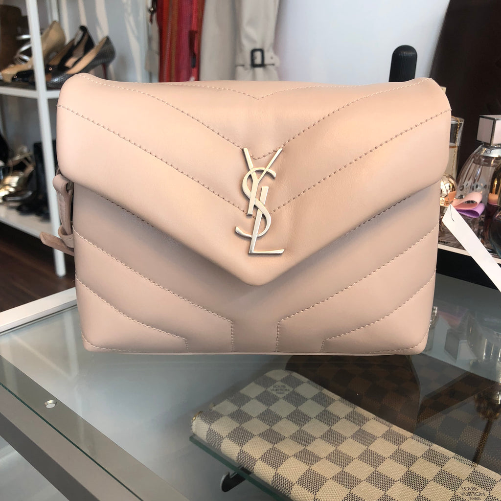 Authentic YSL Toy Lou Lou Bag