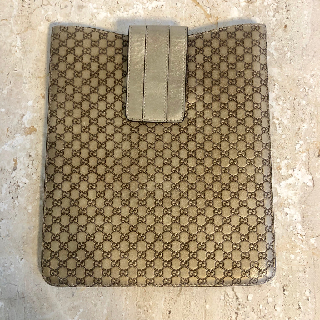 Authentic GUCCI Ipad Tablet Case