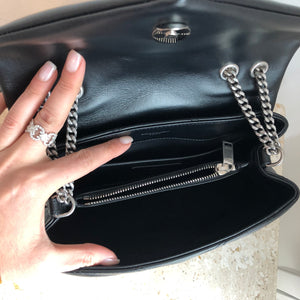 Authentic YVES SAINT LAURENT Toy Lou Lou Studded Bag