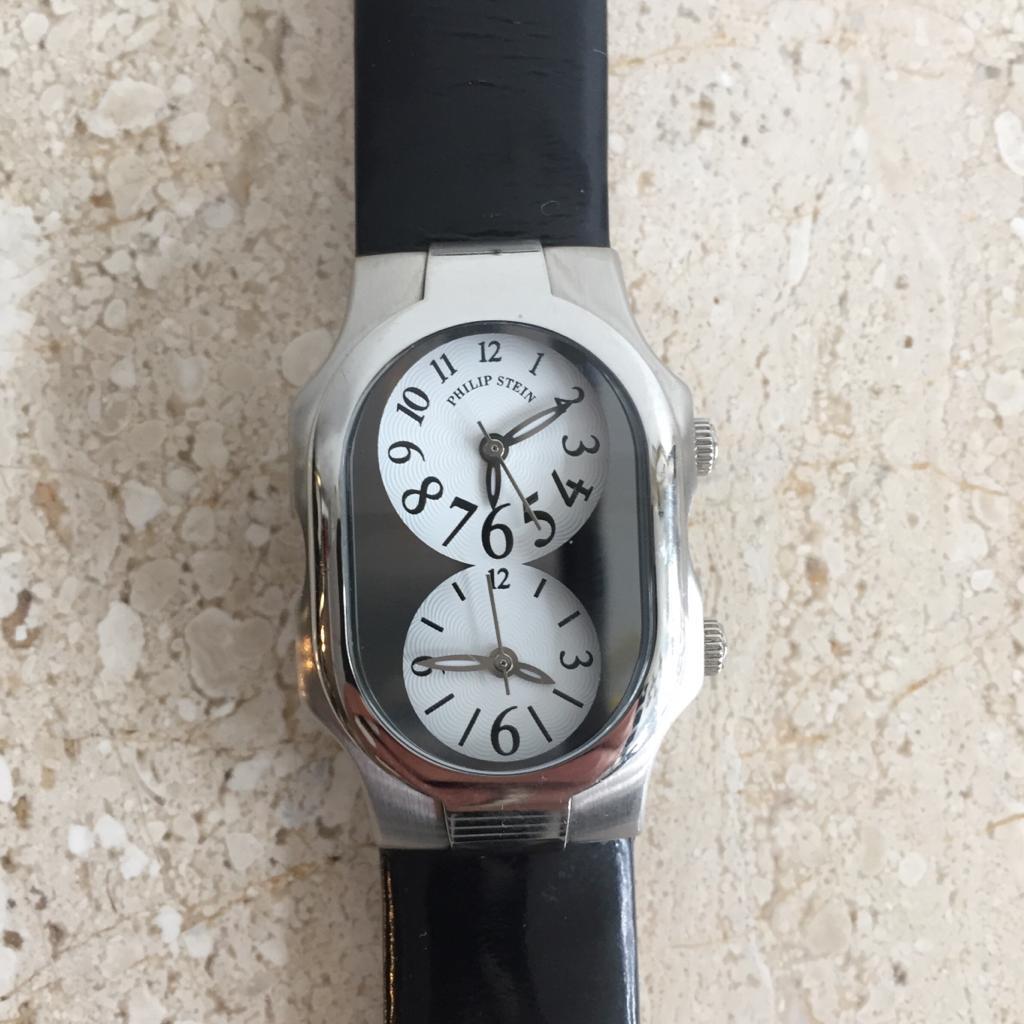 Authentic PHILIP STEIN Womens Signature Watch & Additional Straps