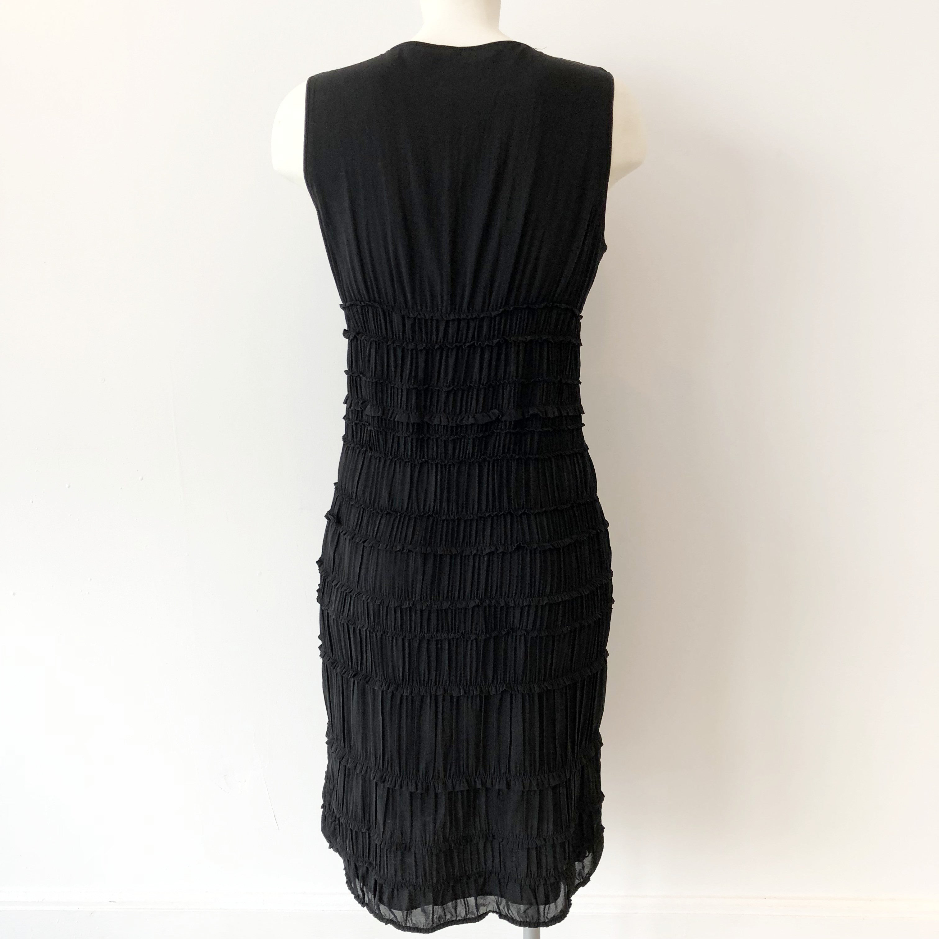 Authentic BURBERRY Black Dress