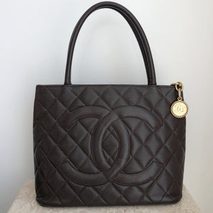 Authentic CHANEL Medallion Tote