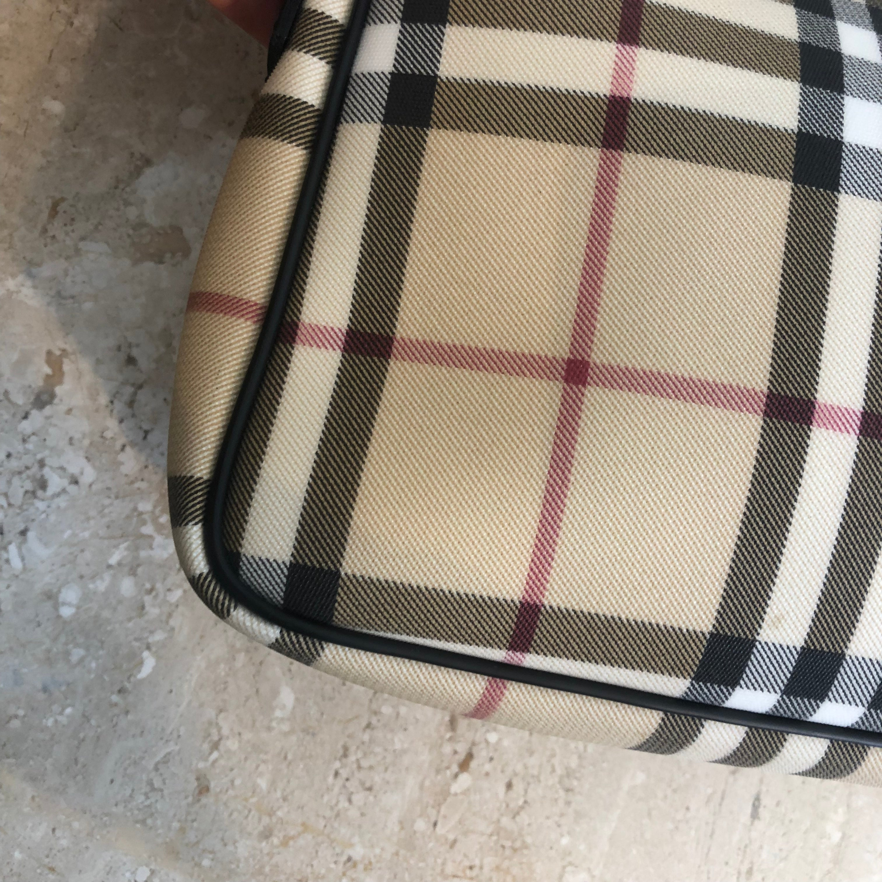 Authentic BURBERRY Nova Check Shoulder Bag