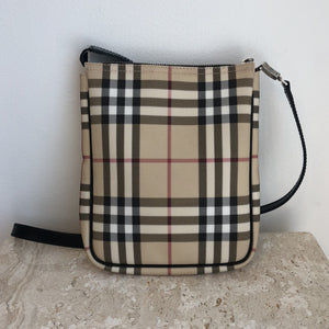 Authentic BURBERRY Novacheck Small Crossbody
