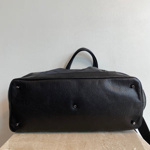 Authentic BURBERRY Black Novacheck Diaper Bag