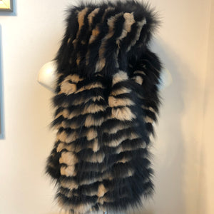 Authentic BURBERRY Fur Shawl