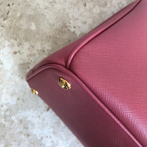 Authentic PRADA Saffiano Lux Open Tote