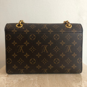 Authentic LOUIS VUITTON Victoire in Noir