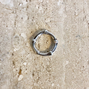 Authentic TIFFANY & CO. Bamboo Ring Size 6