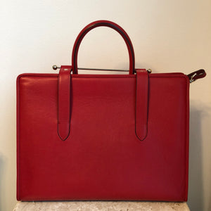 Authentic STRATHBERRY Ruby Midi Tote
