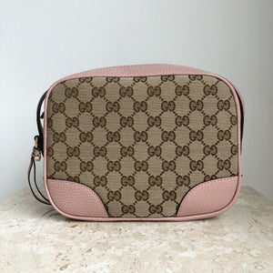 bb9c73374 Authentic GUCCI Mini Bree Messenger Bag – Valamode