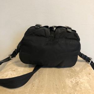 Authentic PRADA Nylon Small Backpack #10