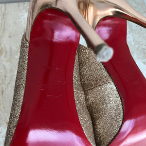 Authentic CHRISTIAN LOUBOUTIN Sexy Slingback Size 10