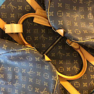 Authentic LOUIS VUITTON Keepall 55 SP0977