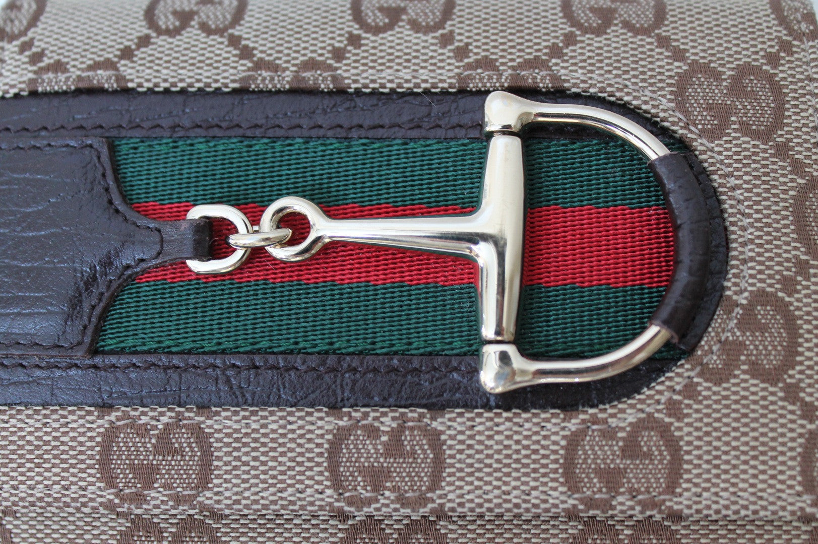 Authentic GUCCI Hasler Wallet