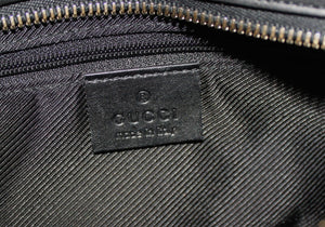 Authentic GUCCI Vintage Black Handbag