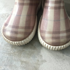 Authentic BURBERRY Size 28 Girl Boots & Runners