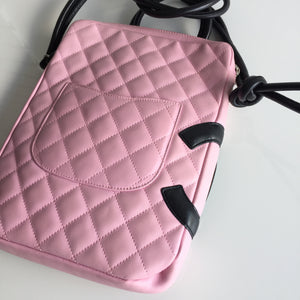 Authentic CHANEL Cambon Messenger