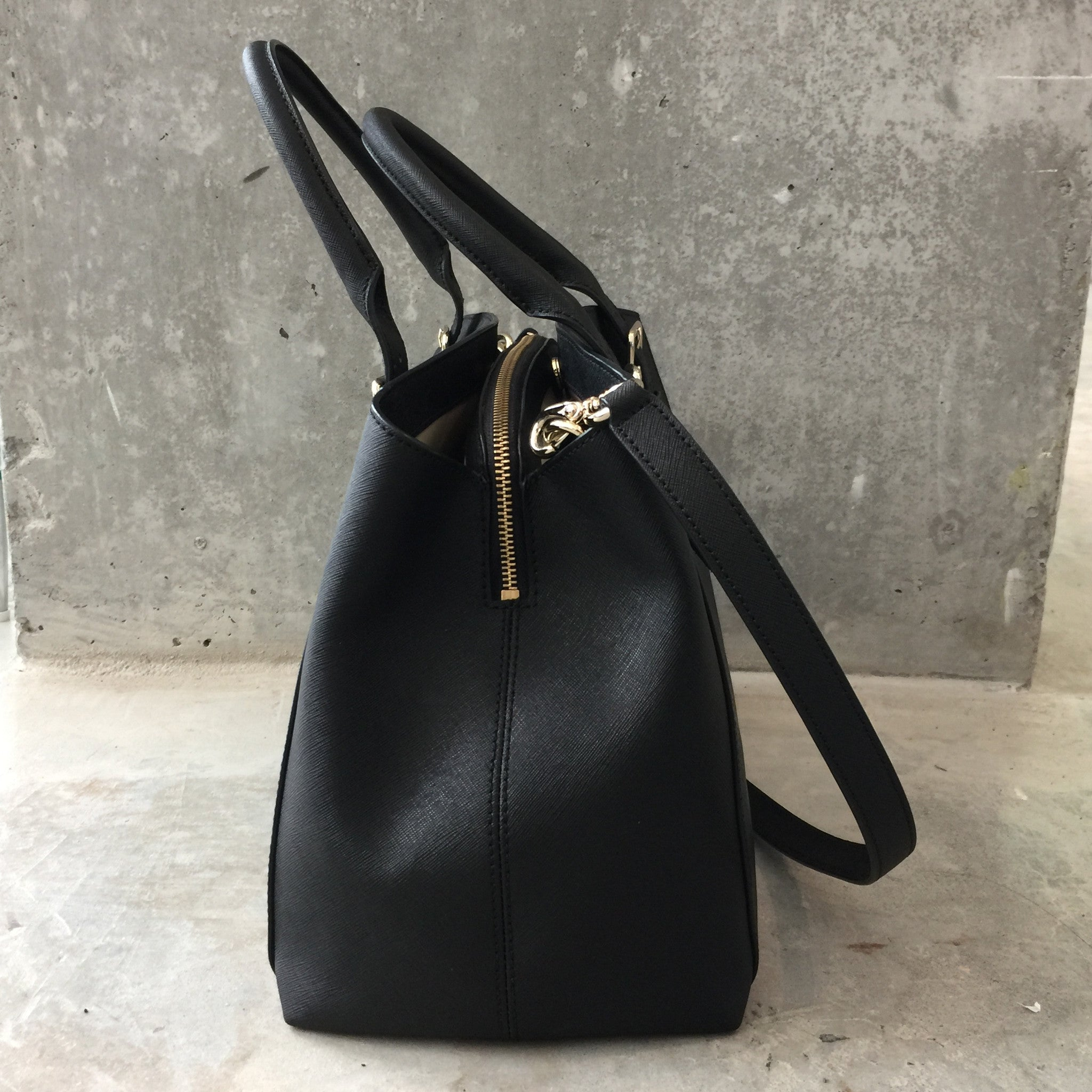 Authentic KATE SPADE Black Saffiano Bag