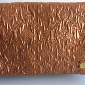 Authentic LOUIS VUITTON Limelight Rosegold GM Clutch